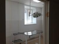 Закончилась реконструкция помещения по ул. Аллея Труда 59 под ветеринарную клинику.