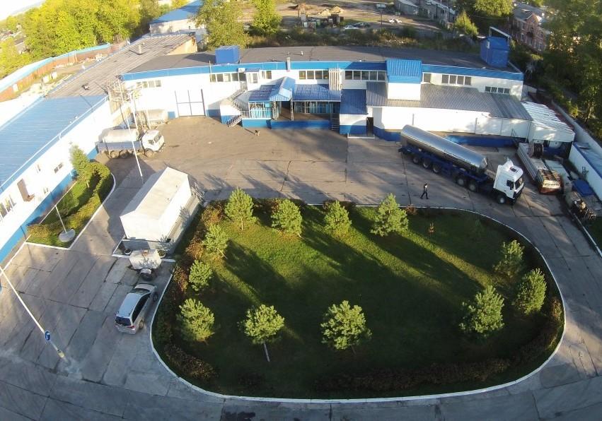 Станция технических газов